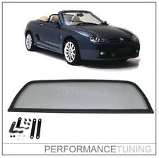 Filet Anti Remous  / Windschott / Coupe vent - MGF MG-FMGTF 1996-2002