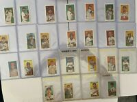 2020 Topps T206 Series 1 & 2 Complete Base Sets 50 Cards Each Set. 100 Total