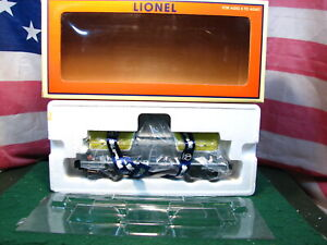 Lionel 6-19615 Vulcan Chemical 8,000 Gallon O Scale Single Dome Tank Car MINT
