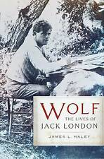 Wolf: The Lives of Jack London-ExLibrary
