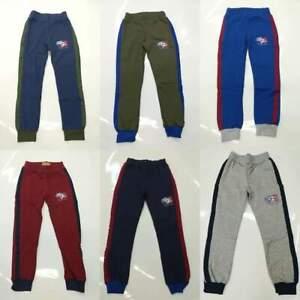 Rolanko Pantaloni Ragazzo,Pantaloni Tuta Bambino,Pantaloni da Jogging in Cotone,Pantalone Sportivi Mimetico Bambino