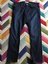 GAP Japanese Kaihara Skinny Selvedge Jeans 38x32