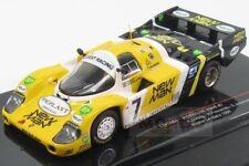 Porsche 956L Turbo Newman Joest Racing #7 Winner Le Mans 1984 Ixo 1:43 LM1984 Mo