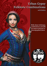 Urban Gypsy Folkloric Combinations: Belly Dance Tribal Fusion Instructional DVD