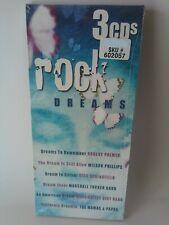 Rock Dreams 3 CD NEW Beach Boys John Waite Robert Palmer Wilson Phillips OMD