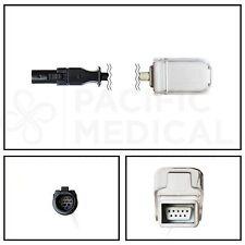 Corometrics Hypertronics to DB9 SpO2 Extension Cable