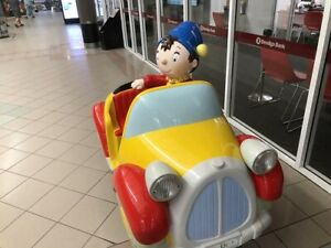 Noddy Ride on Kids Car - Coin Operated & Very Collectible - Working ...OFFERS