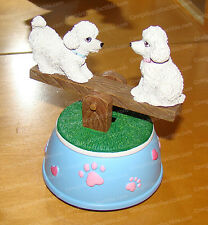 Poodles See-Saw (Music! Music!  by Westland, 20811) Tune: Doggie in the Window