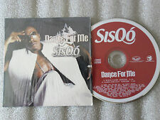 CD-SISQO-DANCE FOR ME-ALBUM RETURN OF DRAGON-DEF JAM -(CD SINGLE)2001-2TRACK