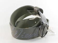 Diesel Gürtel Belt Wibby Cintura 00CGXB 00EIU Grau Leder +NEU+ versch. Größen