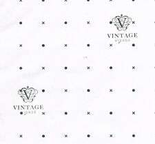 "1 metre Sewing,dressmaking spot & cross Pattern Paper marked in inches-36"" wide"