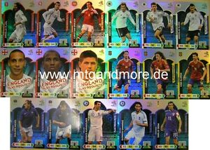 Adrenalyn XL EURO EM 2012 - Fans Favourite aussuchen Teil 1 #241-257