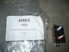 NEW NIVEL CIRCUIT BREAKER # 4401 50A CCCOE FOR CLUB CAR & EZGO CHARGERS 12V/50A