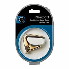 G7th Newport Capo for Steel String guitar Gold 0270