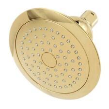 """Kohler Revival 5-1/2"""" Raincan Showerhead in Vibrant Polished Brass K-16166-Pb"""