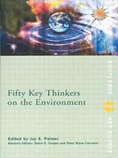 Fifty Key Thinkers on the Environment (Routledge Key Guides) by