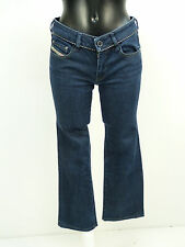 DIESEL JEANS W29 / DUNKELBLAU & MODELL : RONHARY - 7/8 LANG   ( M 7661 )