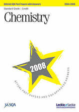 Chemistry Standard Grade (Credit) SQA Past Papers: 2008 by SQA (Paperback, 2008)