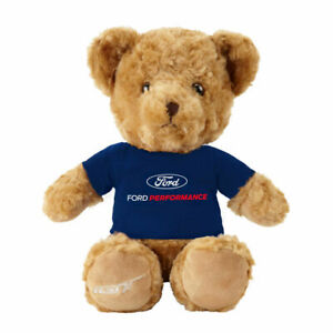 Ford Performance Teddy Bear Toy Motorsport