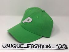Palace Skateboards Ss16 6 Panel Bright Light Hot Green Cap P Hat Curved Peak 851908c16f62