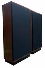 """Rare Vtg Marantz Wsp-4115 Floorstanding Tower Speakers 8 Ohm 170 Watt Rms 15"""""""