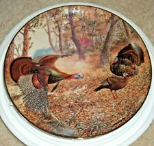 Show'S Over- Randy Mcgovern- Danbury Mint- Limited Edition Plate