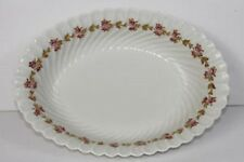 "Haviland Limoges Plaisance 10"" Oval Vegetable Bowl - Free Shipping"