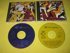 Jazz Café Swingtime & Afterhours Two CD Albums ft Duke Ellington Benny Goodman