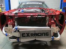 CXRacing Twin Turbo Intercooler Kit T04E For 79-93 Fox Body Ford Mustang V8 5.0