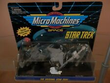 Micro Machines Space - The Original Star Trek Collection - Set Number 1