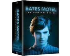 Bates Motel: The Complete Series 15-Disc DVD Box Set Brand Sealed New USA Seller