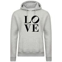 LOVE Hoodie Hoody Hood Fashion Unisex Tumblr Hipster Cool Funny Slogan Xmas Gift