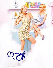 Paris Hilton The Simple Life Sexy Authentic Signed 8x10 Photo BAS #H44804