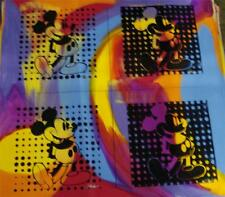 """FOUR MICKEY'S"" by Gail Rodgers - One-of-a-Kind Hand-Pulled Silkscreen - Var #1"