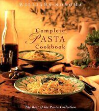 Williams-Sonoma Complete Pasta Cookbook [Best of P