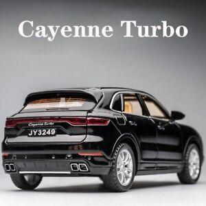 1:32 Porsche Cayenne Turbo Car Alloy Metal Collection Model Children Gift Toy