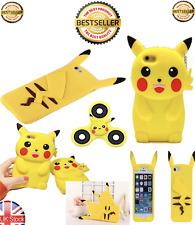 Awesome Cute Pokemon/Pokémon Pikachu Soft Gel Apple iPhone Case Cover