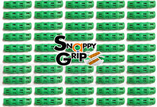 SNAPPY GRIP Egonomic Replacement Bucket Handles BULK 50 LOT GREEN