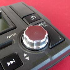 Alloy Radio Buttons wheel for Range Rover Sport interior DC player stereo satnav