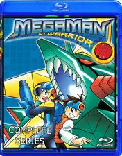 MegaMan NT Warrior COMPLETE 1-52 ~ Blu-Ray ~ Anime Cartoon TV Series ~ RARE, OOP