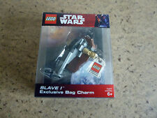 Lego Star Wars Slave I Exclusive Bag Charm OVP von 2008