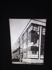Walter Gropius: Fagus Shoe Factory. German Architecture 35mm Slide