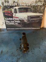 Farmall 400 450 tractor original IH thermostat housing engine too radiator