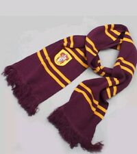 Harry Potter Gryffindor Thicken Wool Knit Scarf Wrap Warm Costume gift
