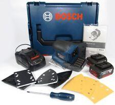 Bosch 06019d0201 18v Batterie Ponceuse vibrante GSS 18v-10 Solo