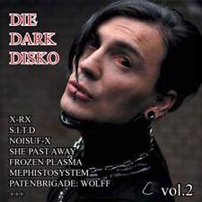 DIE DARK DISKO 02 CD 2015 LTD.500 DIARY OF DREAMS Frozen Plasma SHE PAST AWAY