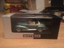 Whitebox 1956 Mercedes 300 SC Roadster Metallic Green 1/43 MIB Ltd Ed