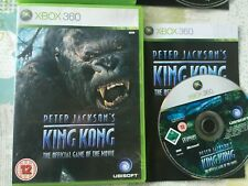 Peter Jacksons King Kong for Xbox 360 Game Complete - Game of the Movie