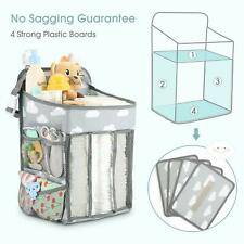 New listing Baby Diaper Bags Hanging Nursery Organizer Baby Shower for Infant Newborn Store