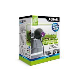 Uv Lamp LED Mini AquaEL Sterilizzatore Chiarificatore Lampada Germicida Acquario